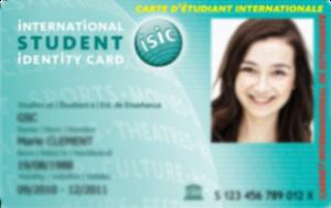 ISIC-Carte