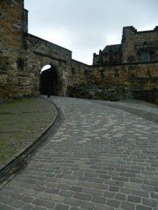chateau 1 - edimbourg