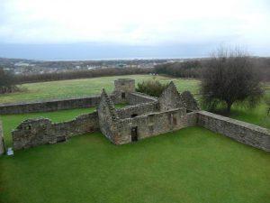 craigmillar castle 2 - edimbourg