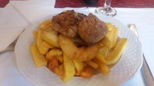 Assiette de foie gras - Plat local