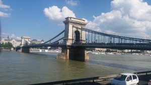 Pont des Chaines - Budapest