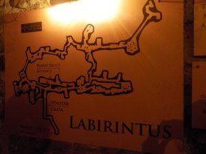 Labyrinthe - Budapest