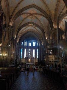 Eglise St Mathias - Budapest