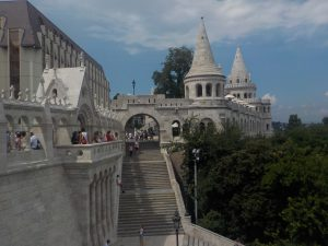 Bastion des pêcheur - Budapest