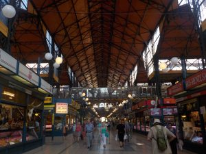 Central Market Hall - Budapest