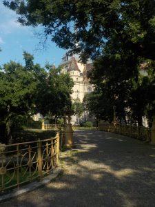 Chateau Vajdahunyad Var