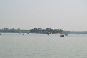 Palais d'Eté - Lac