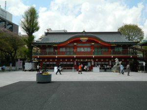 Akihabara / Temple-kanda-mioji