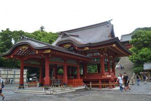 TSURUGAOKA HACHIMANGU SHRINE - 2