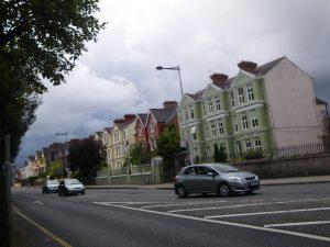 Dans les rues de Cork