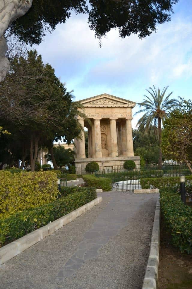 jardins malte