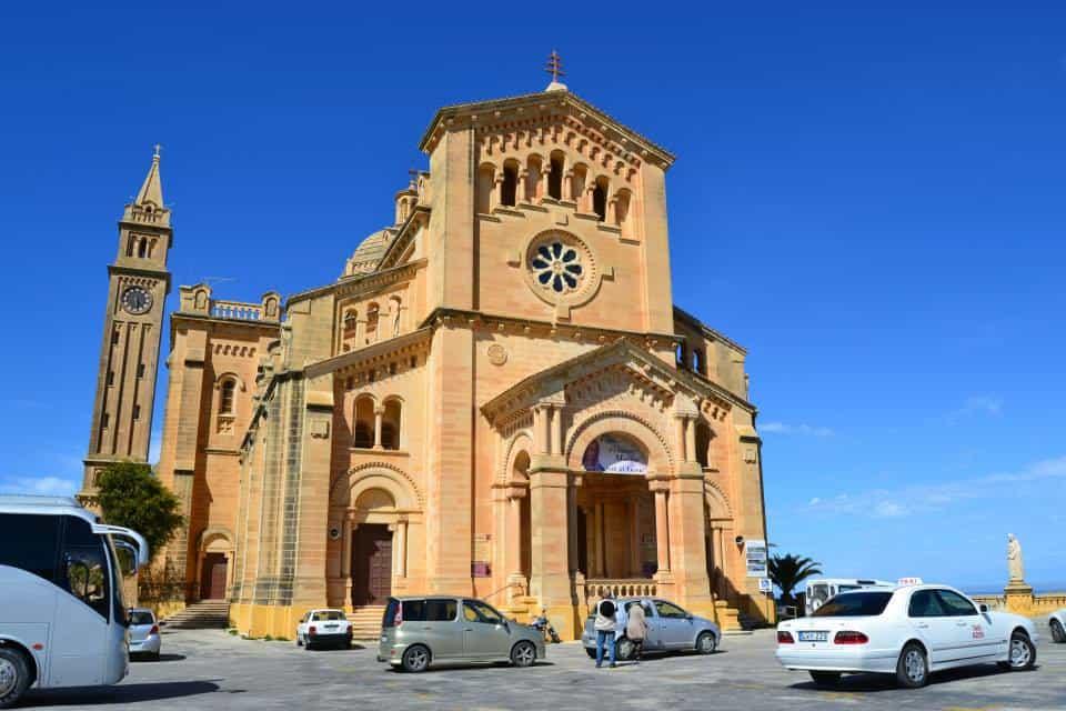 église Ta' Pinu - Gozo