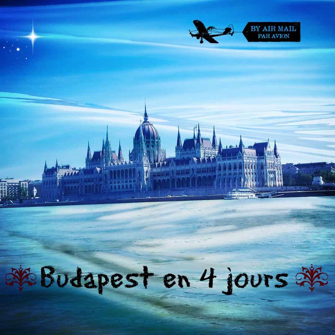 Budapest miniature