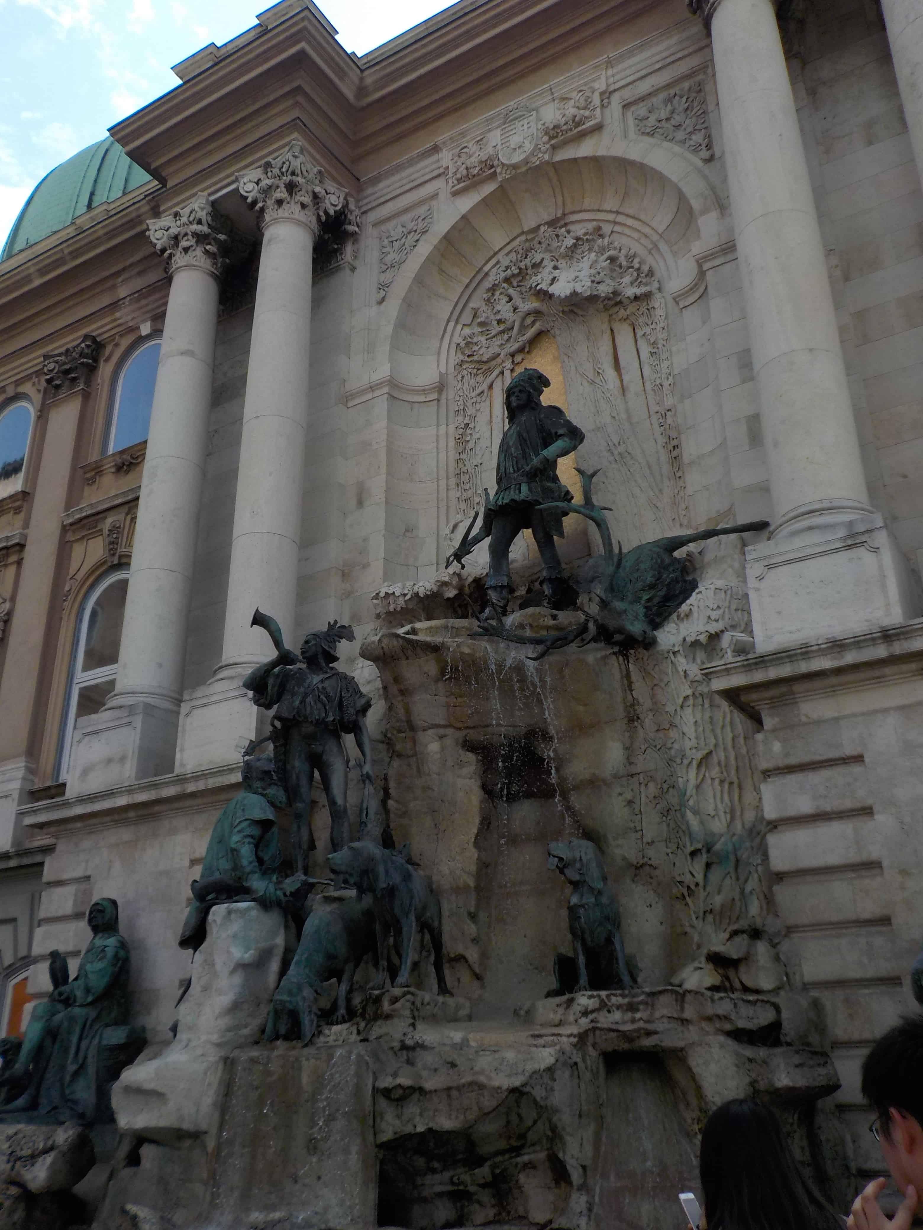 Fontaine du Palais Royal