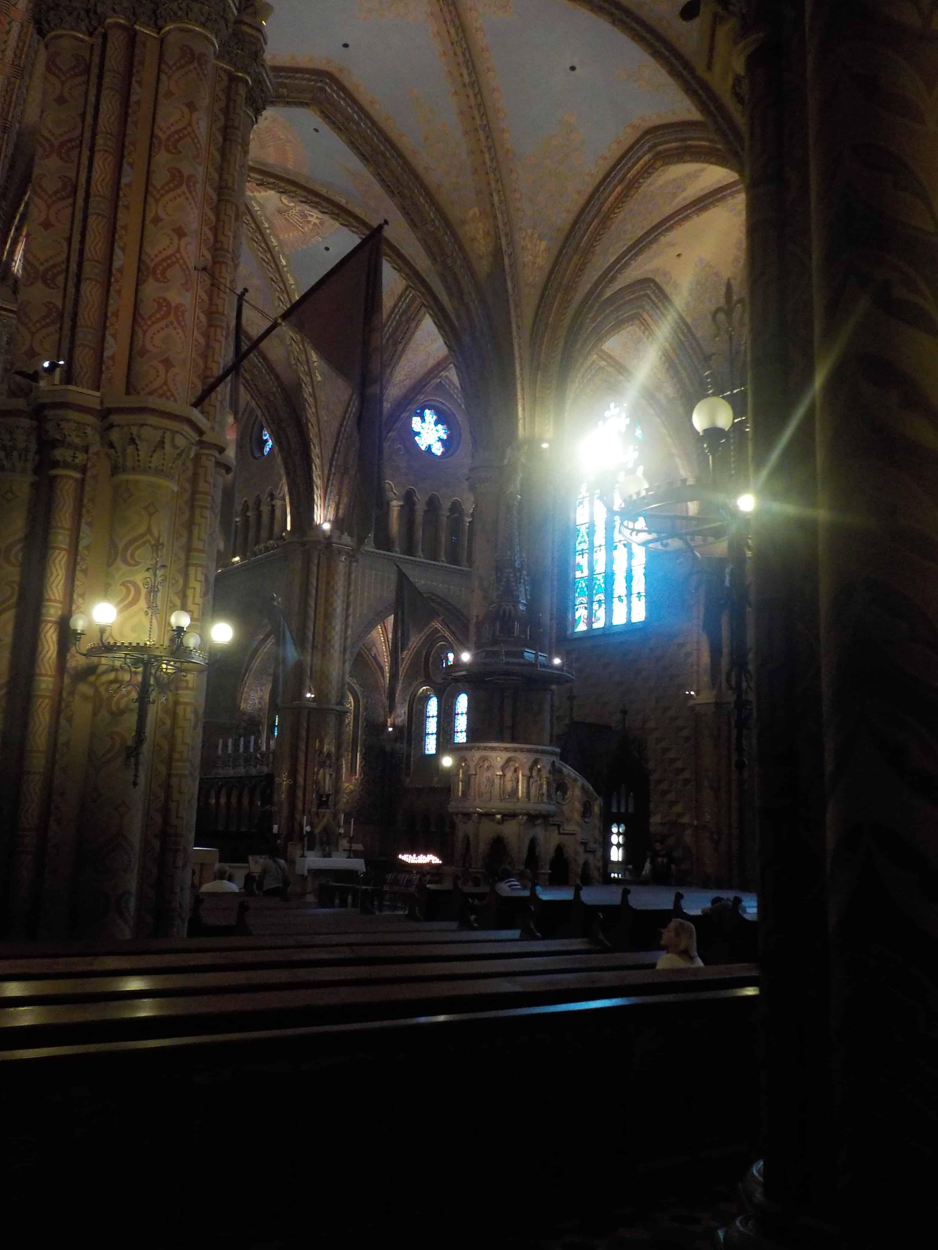 Eglise St Mathias
