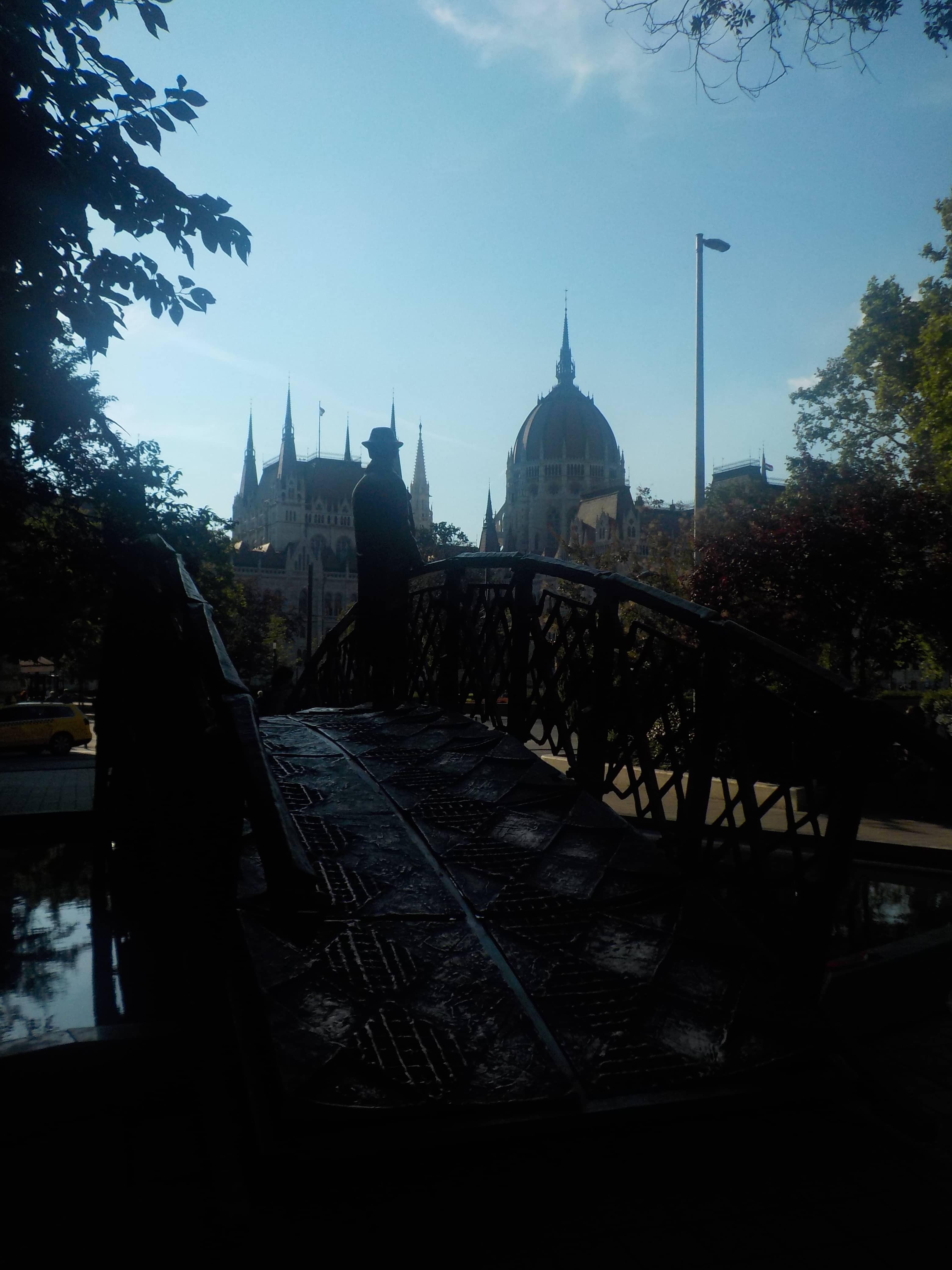 En direction du Parlement