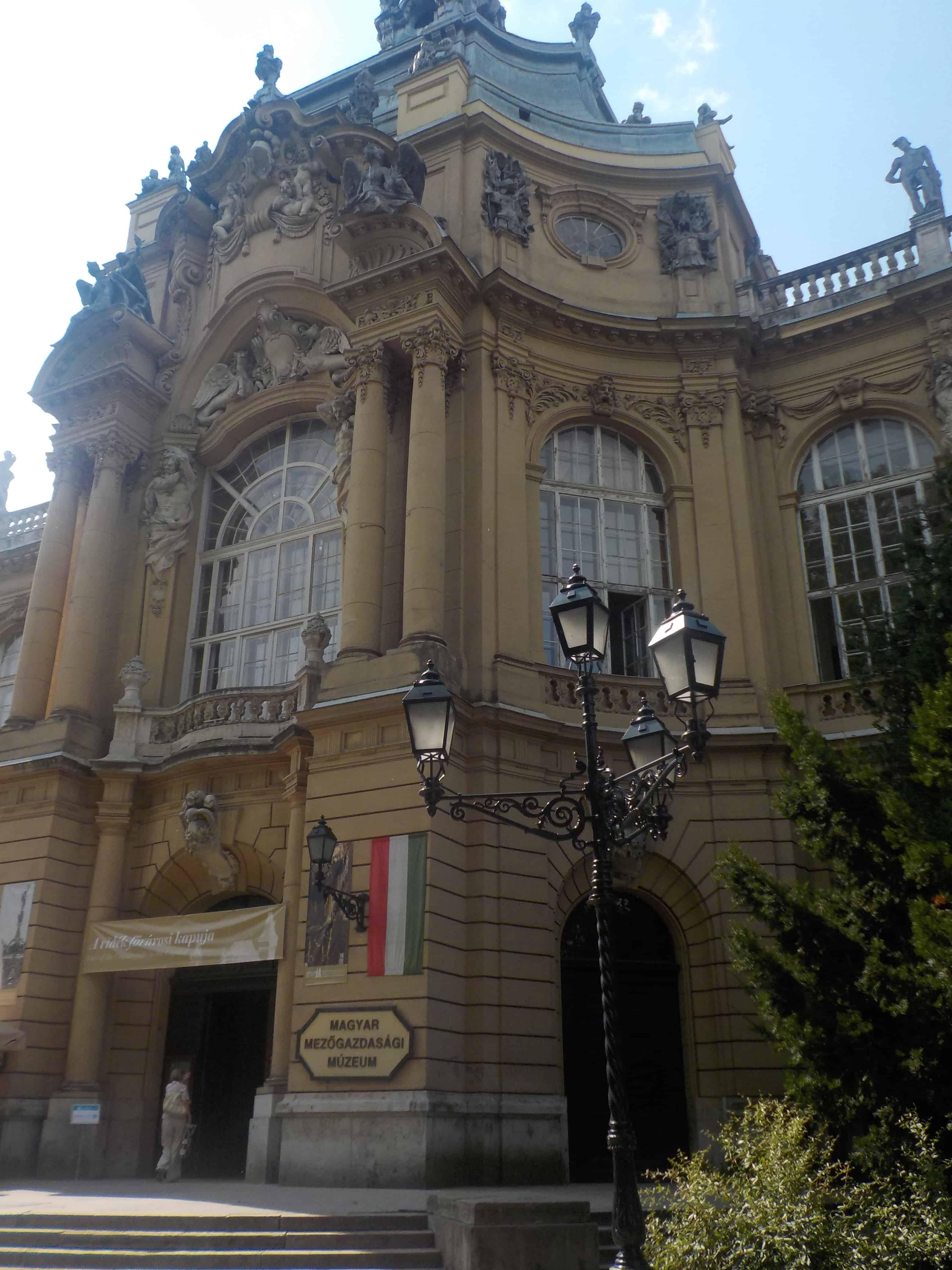 Château Vajdahunyad