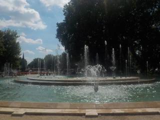 Ile de Margueritte : fontaine