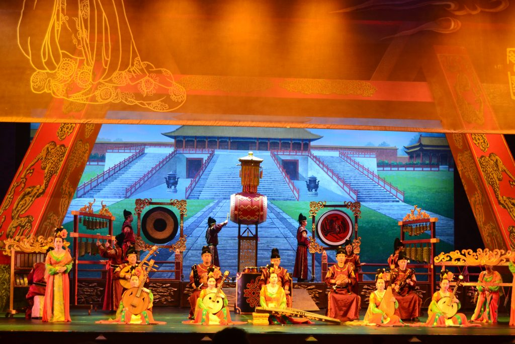 Spectacle Chinois - 2