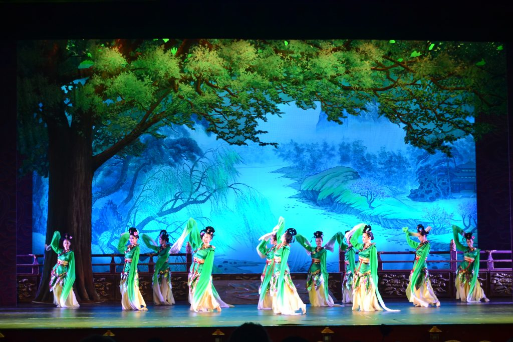 Spectacle Chinois - 4