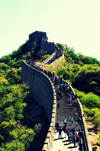 La Grande Muraille de Chine - Badaling