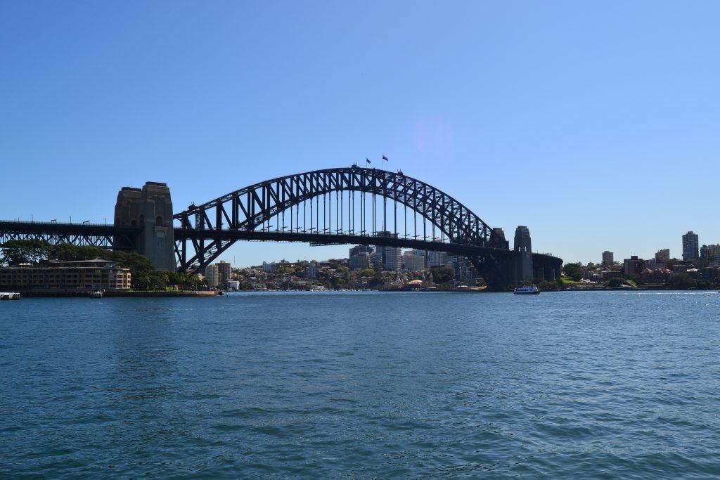 Harbour Bridge -2