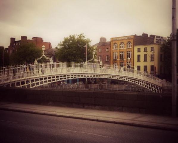 The beautiful Dublin