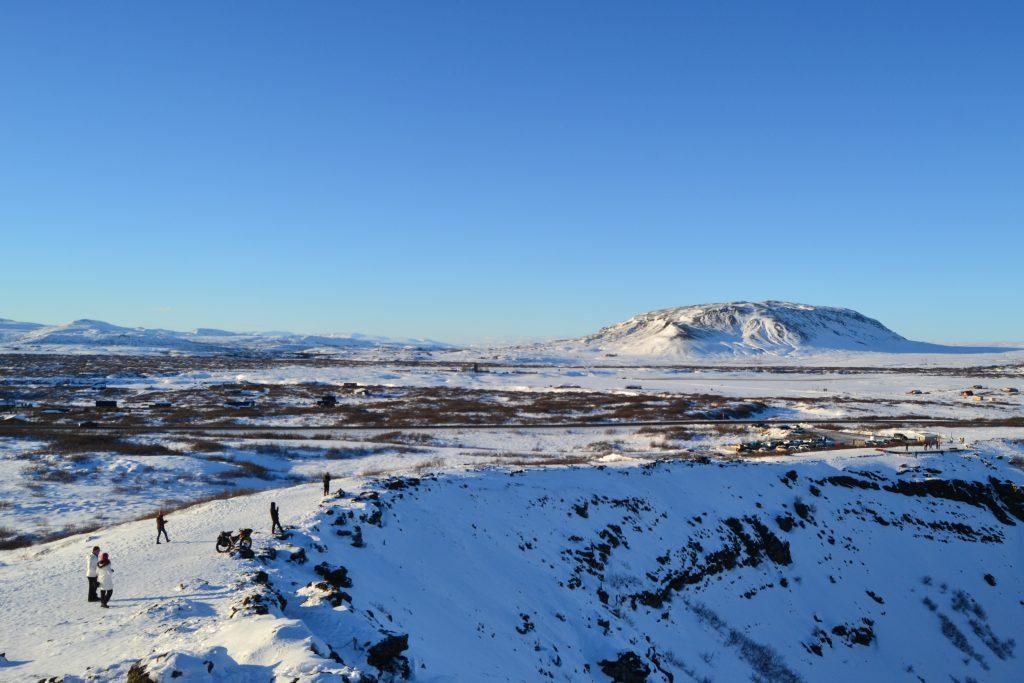 cratère de Kerid