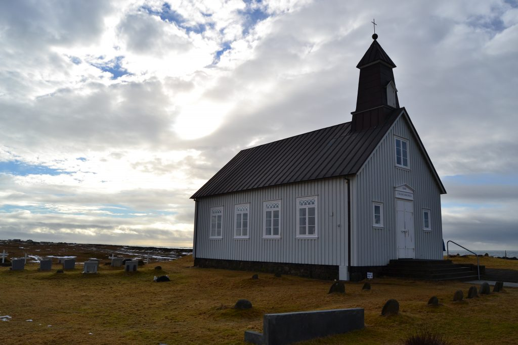 église de Strandarkirja
