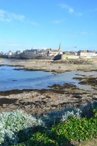 Vue sur St Malo