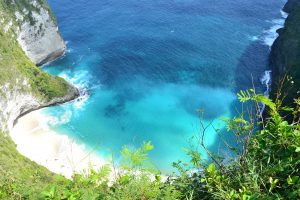 Klinkenklin cliff