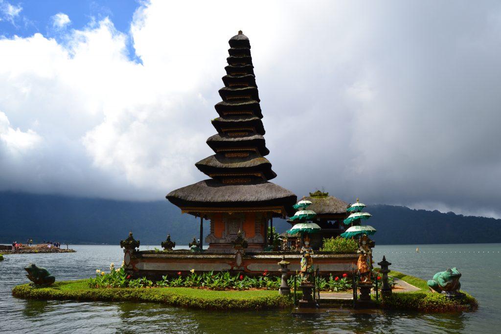 Temple Ulu Danu Bratan