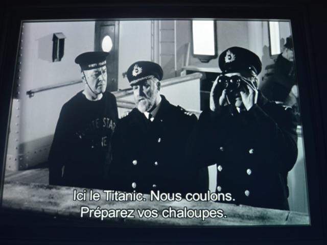 Exposition Titanic