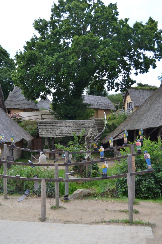 Village Gaulois