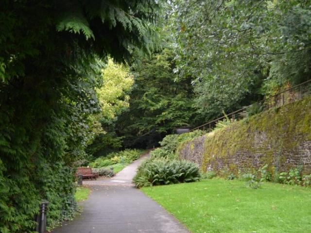 Jardins publics