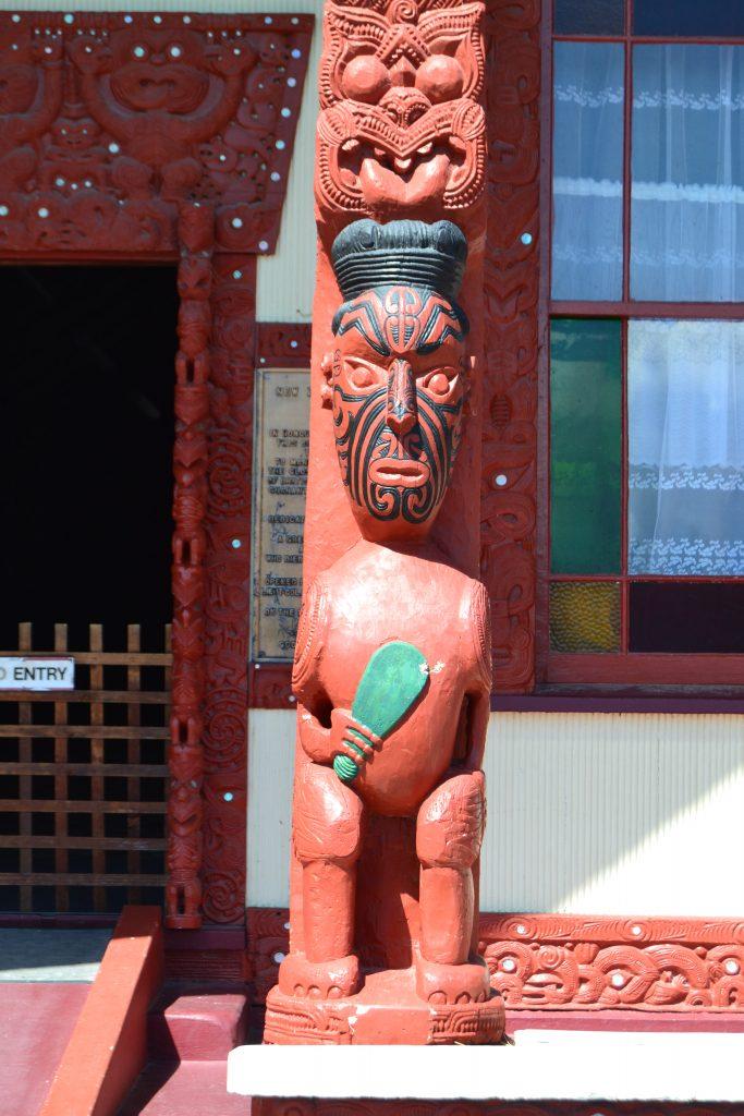 Whakarewa village