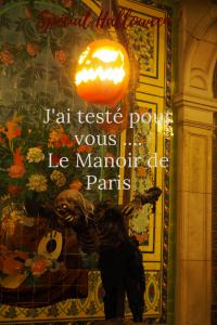 Manoir de Paris