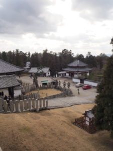 Nigatu-do Temple