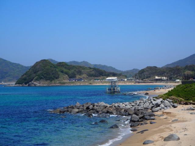 le torii blanc en travaux