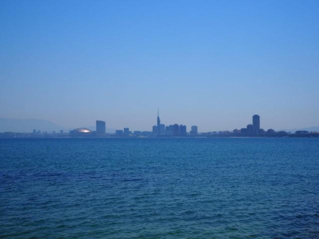 vue sur Fukuoka