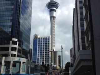 tour d'Auckland