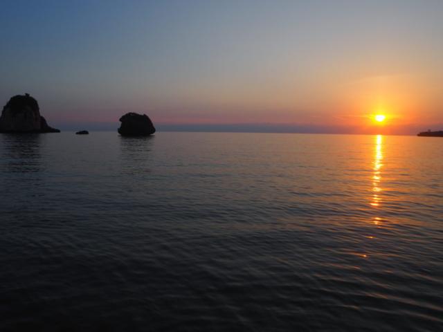 coucher de soleil suite