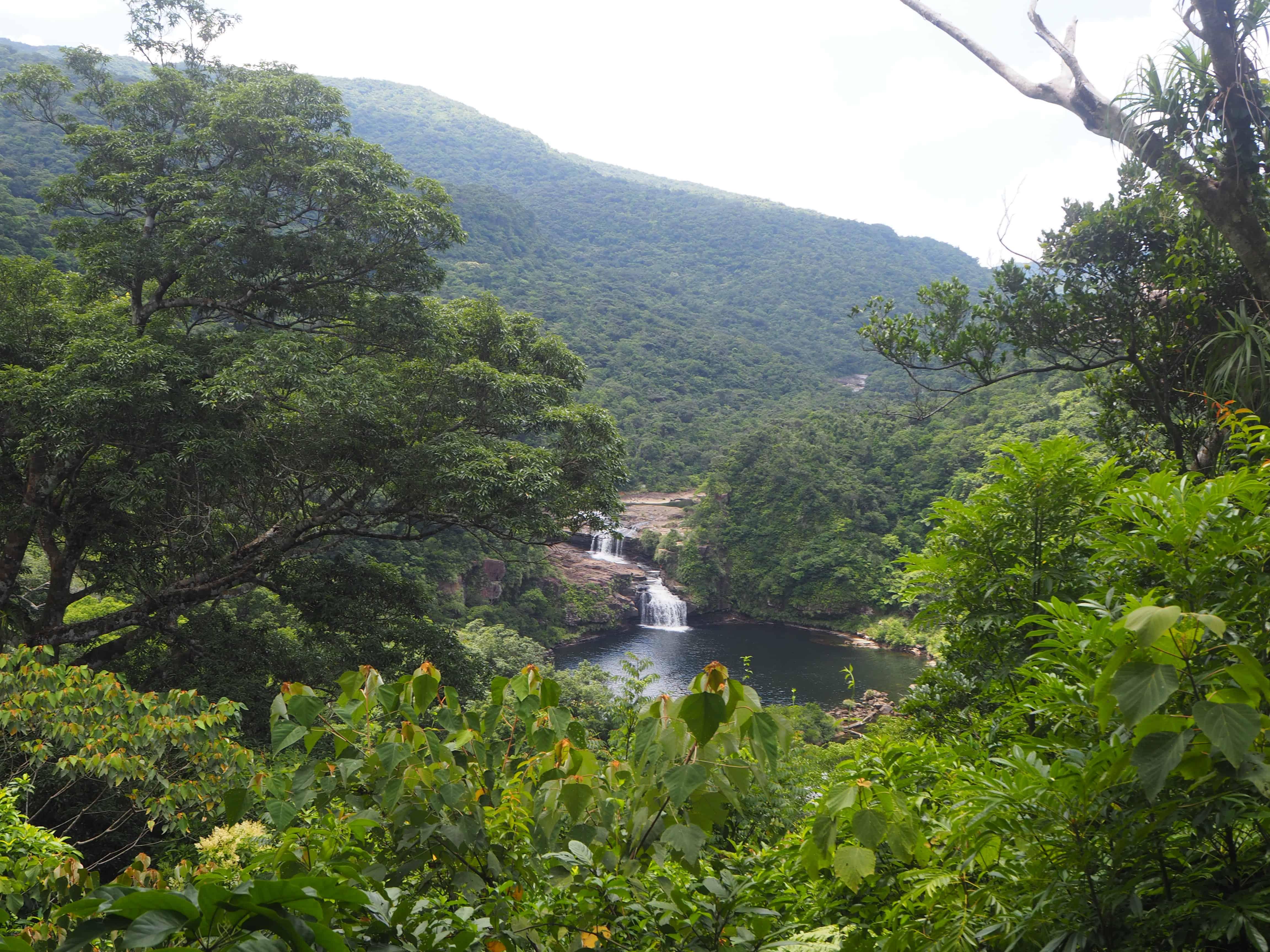 mariyudu waterfall