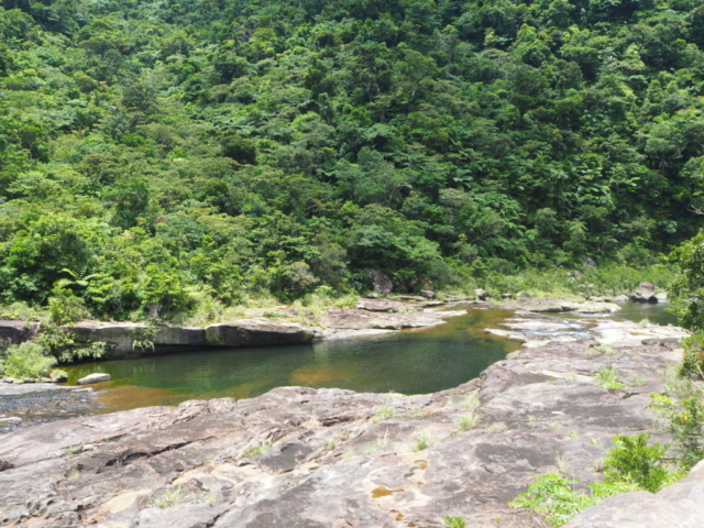 kanpire waterfall