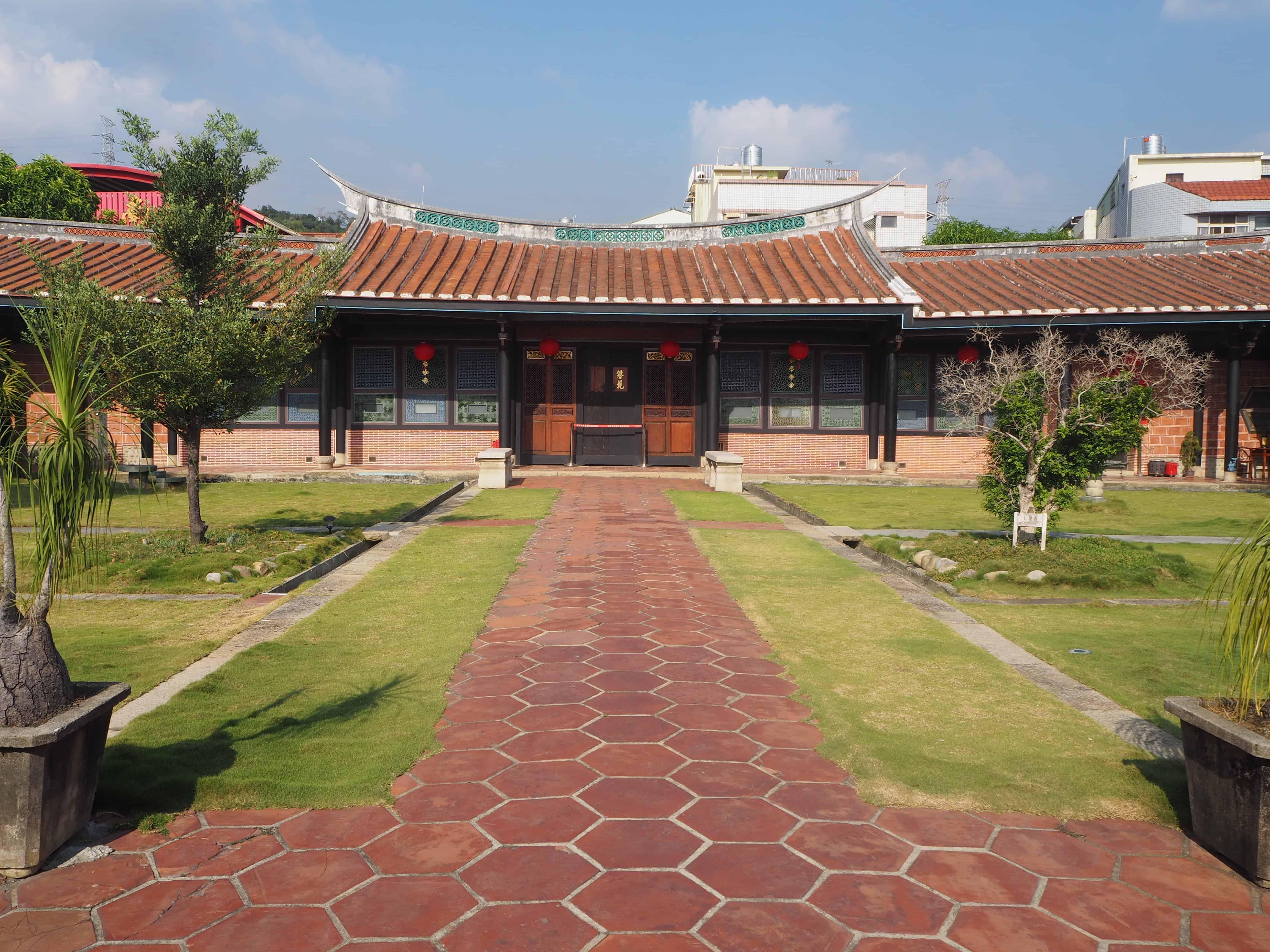 Taiwan - Wufeng Li house
