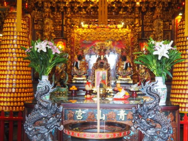Bangka Qingshan temple