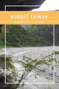 Budget taiwan