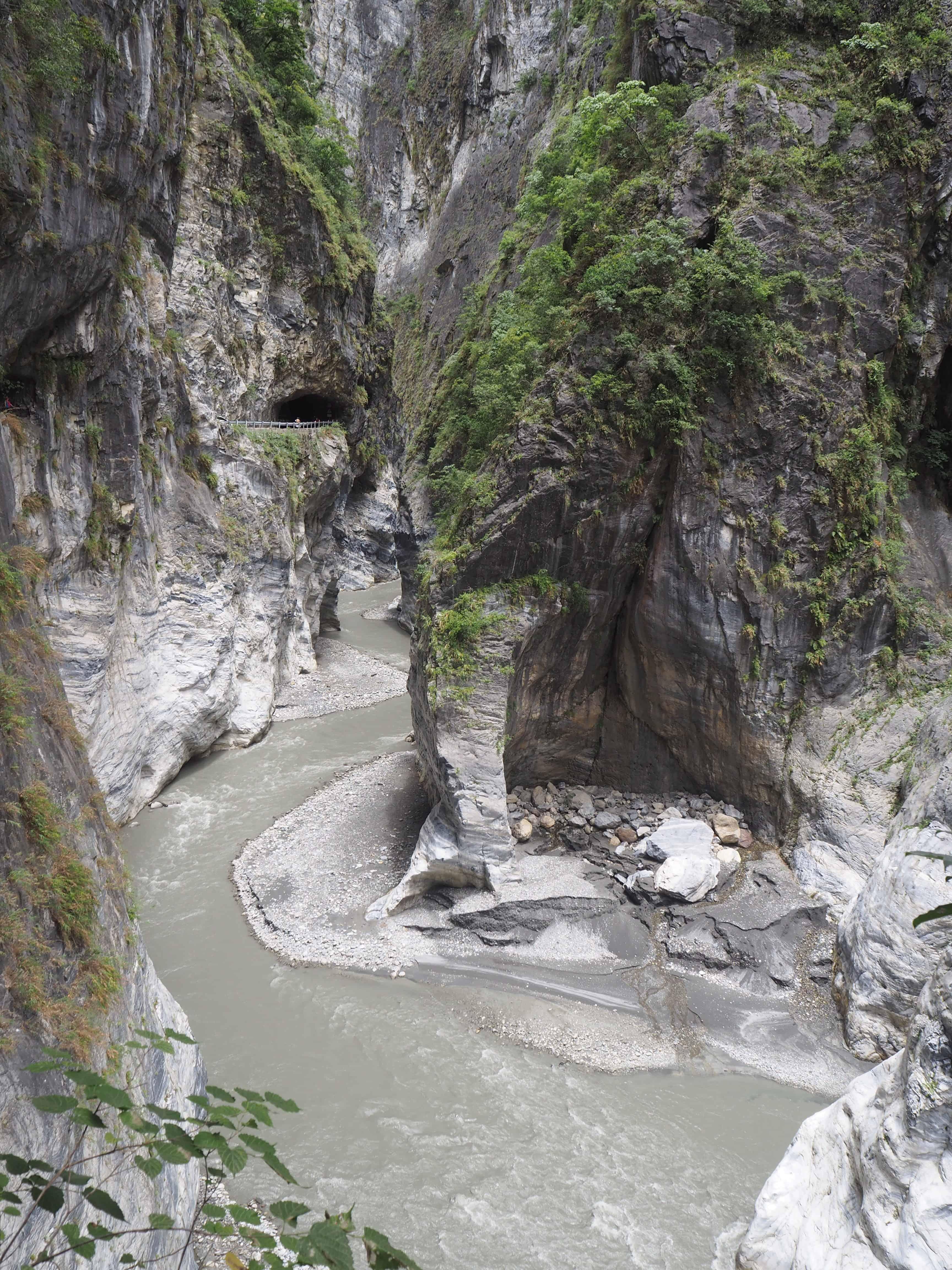 les gorges les plus profondes de Taiwan