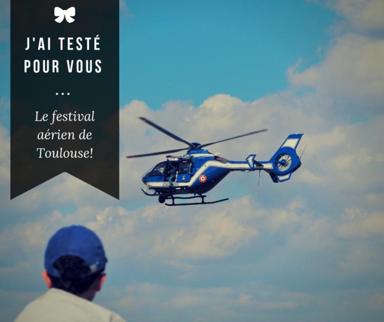 Festival aérien de Toulouse