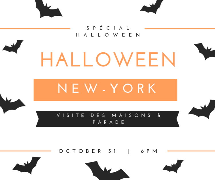 Halloween à New-York
